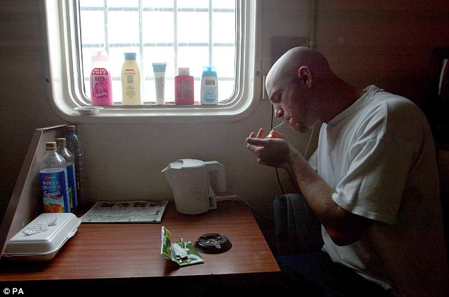 Smoking ban is blamed for huge rise in violence in prisons ...