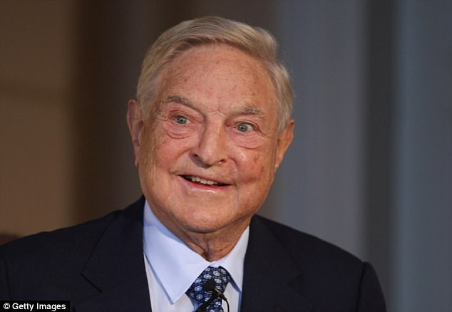 In 2008 Rubin came out of retirement to manage a Mortgage-Backed Securities Fund for billionaire fancier George Soros (pictured)