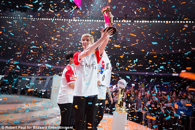 Overwatch World Cup South Korea Champions For Second Time