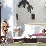 Sofia Richie Shows Off Svelte Bikini Body In Mexico