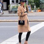 Stylish Mum : Nicky Hilton's Sophisticated Style In New York