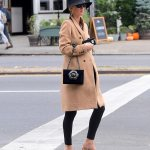 Stylish Mum : Nicky Hilton's Sophisticated Style In New York