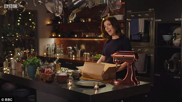 kitchen aid pans lighting idea it's nigella lawson's i'm after not the food ...