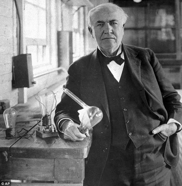 General Electric will sell lighting firm founded by Edison