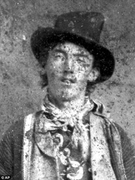 Another image of Billy the Kid