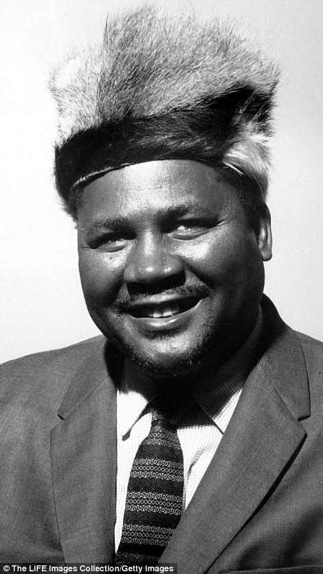 His onetime allyJoshua Nkomo