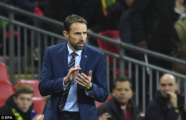 Southgate won't risk a fall-out with clubs by arranging a squad get-together over the winter