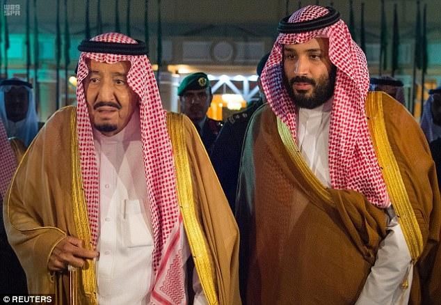 Saudi King Salman to hand over crown to his son next week