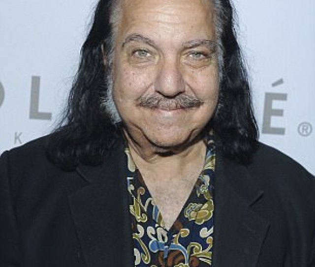 Legendary Porn Star Ron Jeremy Pictured 64 Has Been Accused Of Sexual