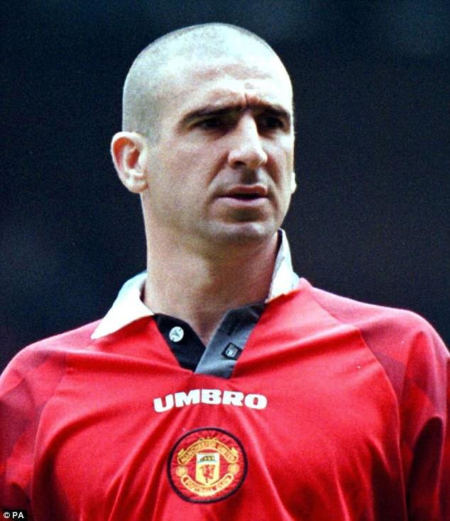 I boken cantona on cantona (1996; Ex-Manchester United star Eric Cantona boasts new look ...
