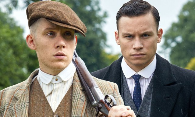 Peaky Blinders' Michael Gray and John Shelby are brothers | Daily Mail Online