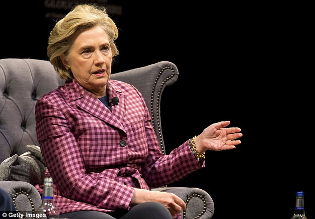 Clinton lost the White House to Donald trump in stunning fashion and then launched a book tour to blame a long list of offenders ¿ but never herself ¿ for the result