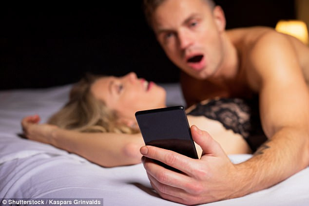 Image result for texting during sex