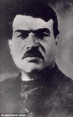 Yakov Yurovsky who executed the Romanovs