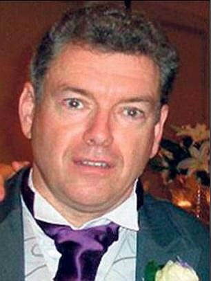 The Wig is a senior figure in a gang led by Christy 'The Dapper Don' Kinahan, pictured