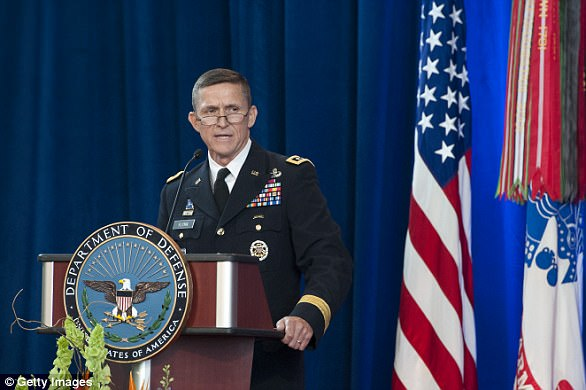 Flynn set up a company accepting speaking fees from Russian entities after he was forced from service into retirement by Obama administration in 2014