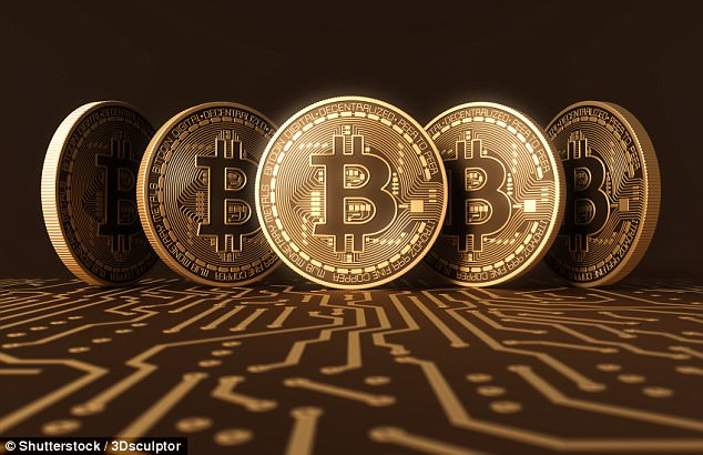 Bitcoin has shot up by 1,000 per cent alone this year and the move to stash profits online could even make more money for web savvy criminals