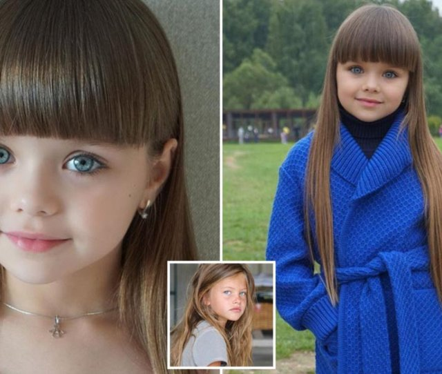 Russian Girl Hailed Most Beautiful Girl In The World Daily Mail Online