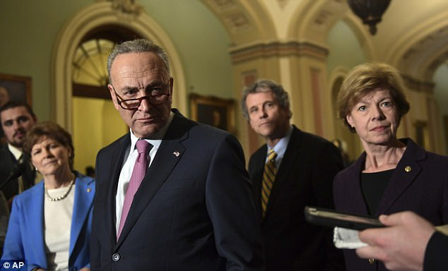 The writing was on the wall by the end of Wednesday when Senate Minority Leader Chuck Schumer told Franken it was time for him to leave