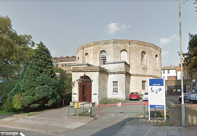 Jordan Maxwell was on trial at Gloucester Crown Court (pictured)
