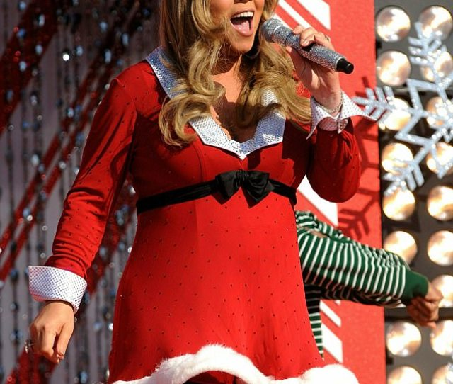 Mariah Carey Released All I Want For Christmas Is You In  Its