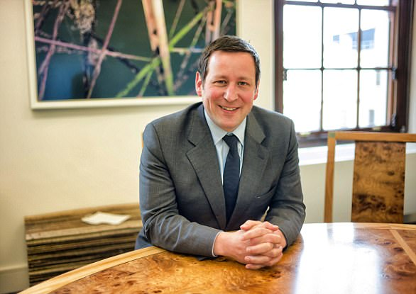 Ed Vaizey (pictured) was a member of David Cameron's 'chumocracy' and was fired by Mrs May