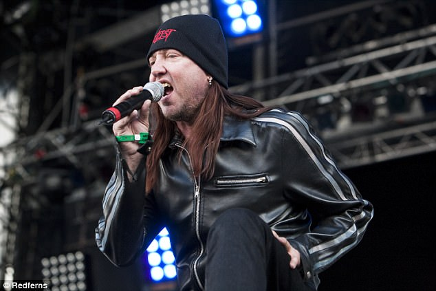 NEVERMORE & SANCTUARY Frontman Warrel Dane Dead At 48""