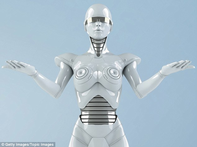 They are coming: A U.S. AI expert has warned that all human jobs will be replaced by robots in the future, but that plumbers, electricians and nurses will stay in employment the longest