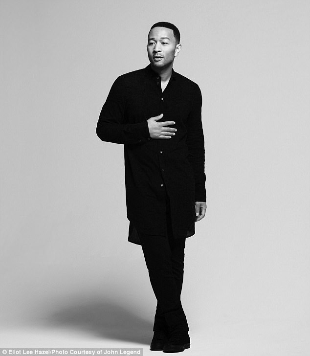 Airing Easter Sunday! On Tuesday, John Legend was cast as in the title role in NBC's three-hour live event Jesus Christ Superstar Live in Concert!