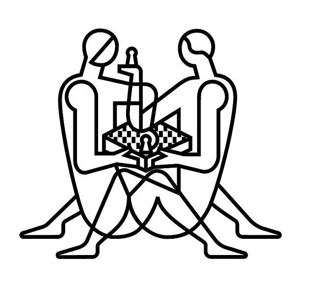 Grandmasters mock London's World Chess Championships logo