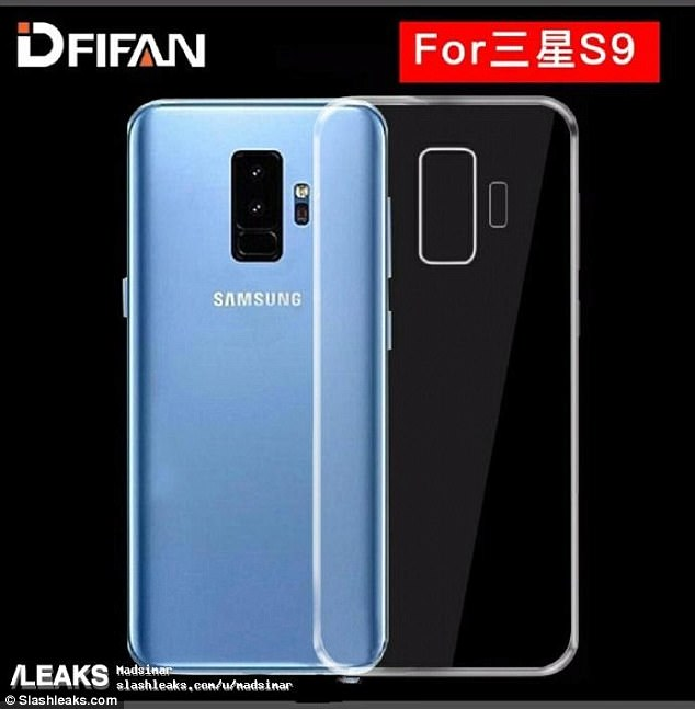 If the photo is to be believed, the upcoming device will have a rear-mounted fingerprint scanner just beneath the dual lens camera, correcting an issue in the current line-up that has frustrated many users