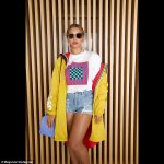 Beyonce's Style on The Gram