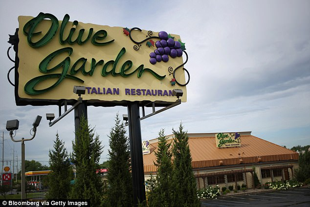 The Post gives the Olive Garden a grade of C, but praises the casual-dinning chain's ability to get the basic right