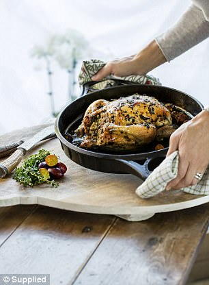 When it comes to turkey (pictured), there are plenty of things you can do with leftovers