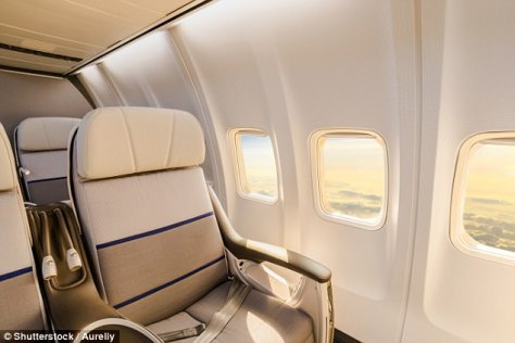 For most people, having more legroom and space as well as the more calming environment is the biggest difference from flying economy