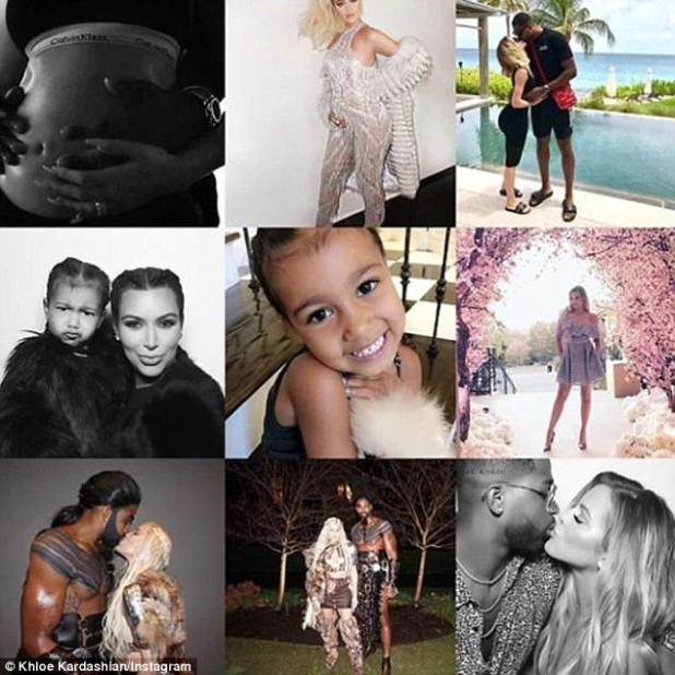 'Nerves and anxiety are an understatement': The girlfriend ofbasketball pro Tristan Thompson has lots to be thankful for