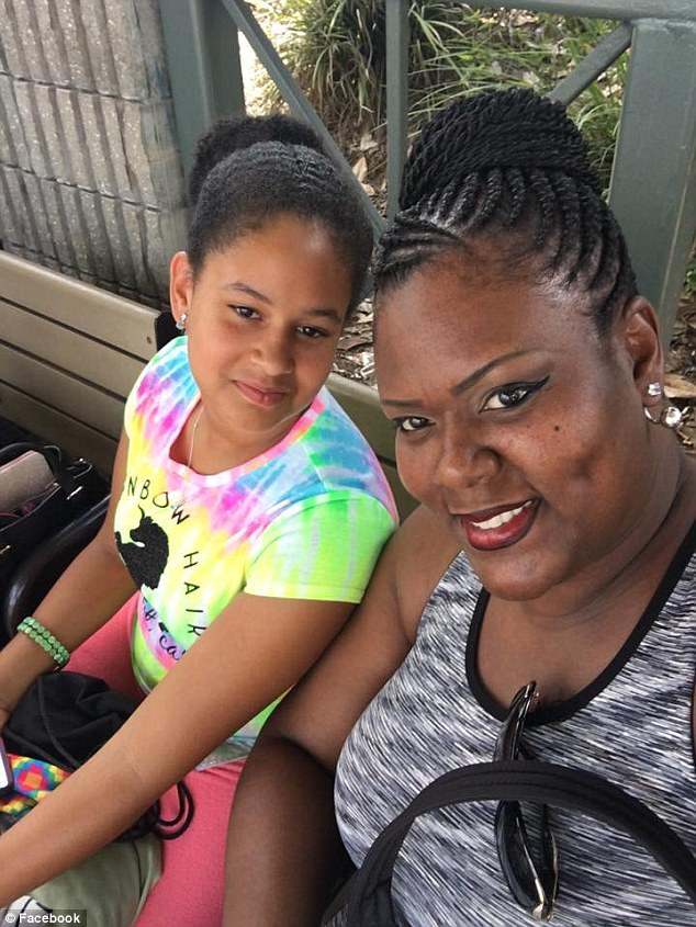 Kaladaa Crowell, 36, and Kyra Inglett, 11, were shot to death in their home in Florida