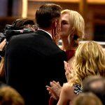 Nicole Kidman Discuss that Emmy Kiss with Alex Skarsgard