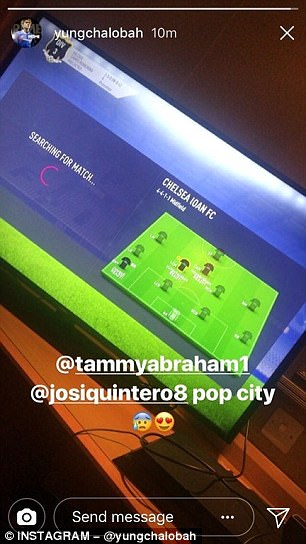 Funny Pro Clubs Names : funny, clubs, names, Chelsea's, Trevoh, Chalobah, Hilarious, Daily, Online