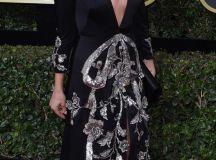 Margot Robbie battles flu at Golden Globes 2018 | Daily ...