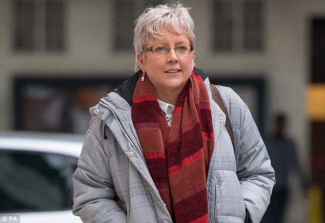 Carrie Gracie, who earned £135,000 a year, quit in protest at widespread 'pay discrimination' – turning down a £45,000 raise – and has moved to another role in the newsroom