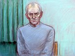 Barry Bennell, 63, appeared at Liverpool Crown Court via video-link today, accused of 48 counts of child sexual abuse