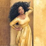 Oprah Rocks Big Hair On The Cover of O Magazine