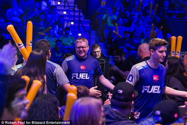 Dallas Fuel had a superb match against Dynasty but went into day three looking for a first win