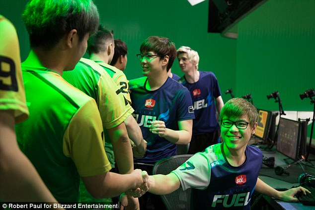 Fuel are still without a win after losing 3-0 but were in still in good spirits after a very fun series