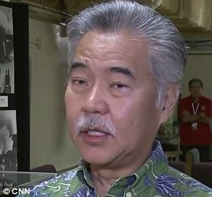 Governor David Ige confirmed later in the afternoon that the button which launched the push alert was pressed by accident during a shift changeover at the Civil Defense's headquarters