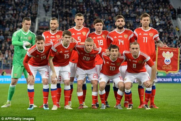 Russia planned to swap urine samples at World Cup so players could take drugs with impunity