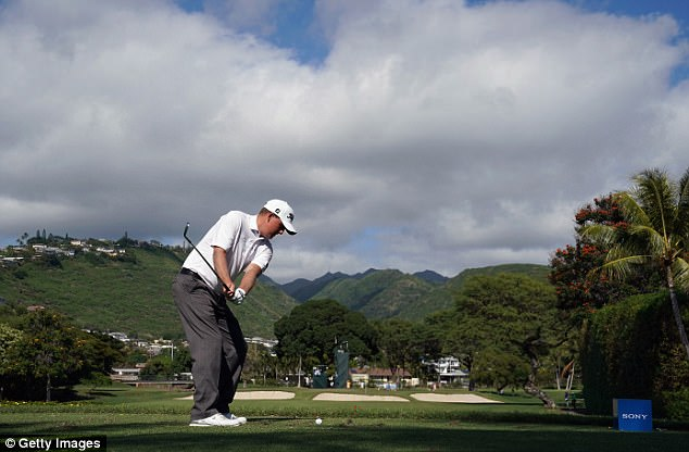 Hoge followed up two rounds of 65 to go one better and sit 16 under in Honolulu