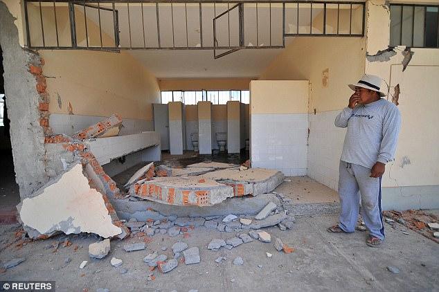 Powerful Magnitude 71 Earthquake Strikes Peru Daily