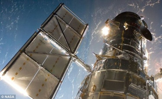 The Hubble Telescope is named after Edwin Hubble who was in charge of coming up with a stable Hubble and is one of the greatest astronauts ever